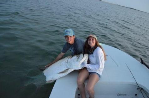 Fishing Report Tarpon Fishing In The Florida Keys