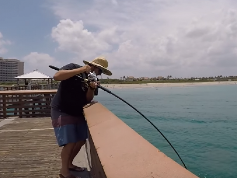 Fishing Report: The SECRET To Catching Fish On A Pier (Juno