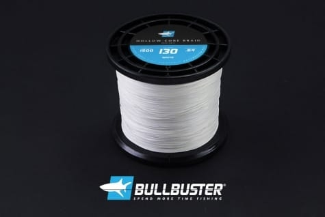 100Lb Hollow Core Braided Fishing Line