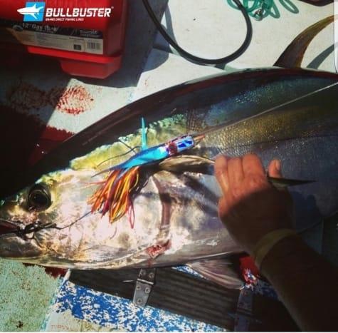 Ahi Fishing In Hawaii