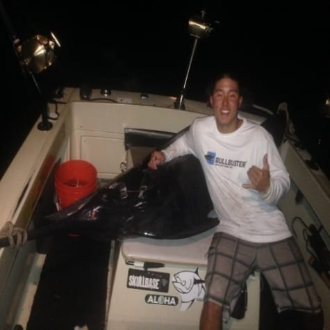 Night Time Marlin On Bullbuster Grander Leader