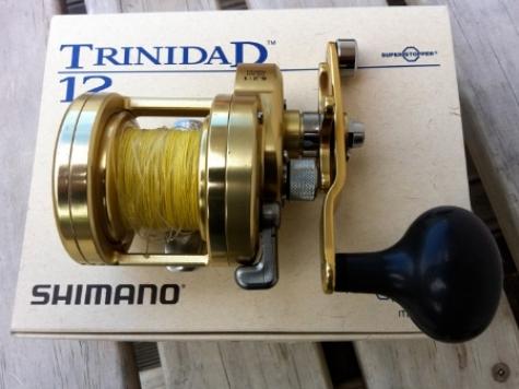 Shimano Trinidad
