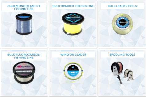 Buy Your Fishing Line Online Now!