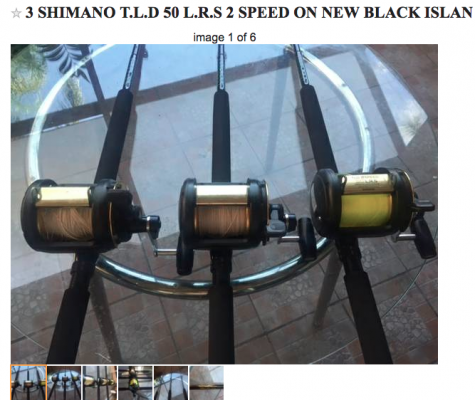 Craigslist Fishing Rods And Reels