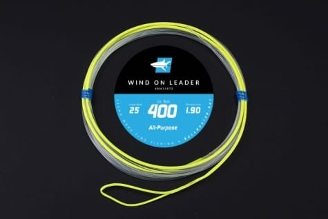 100Lb Wind-On Leader
