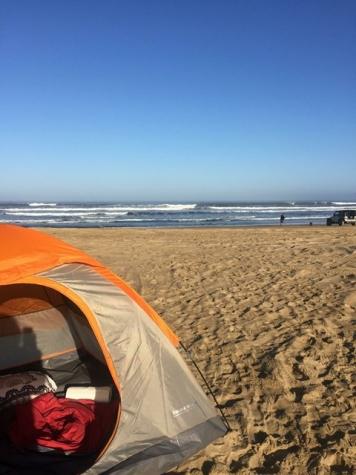 Camping PISMO Beach